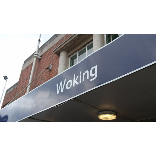 Woking Train Station
