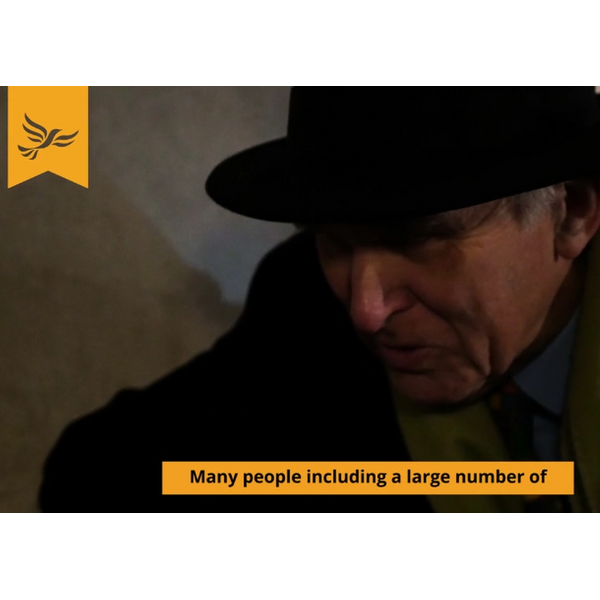 Vince Cable Christmas Video 2017