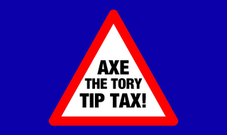 Tip Tax petition