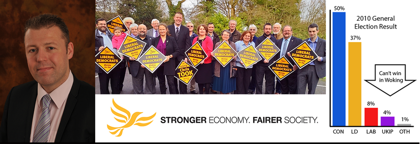 Copyright: Woking Liberal Democrats