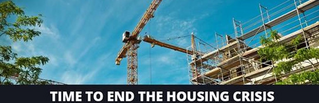 Lib Dems - Time to end the housing crisis