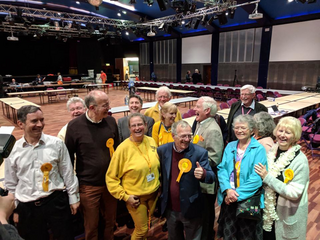 Woking Election Count May 2019