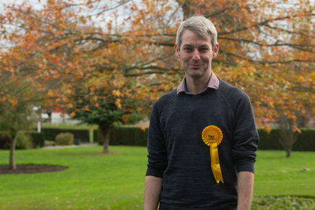 Will Forster GE 2019 Campaign